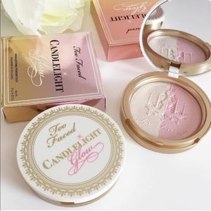 Too Faced Candle Lit Glow Highlighter Duo